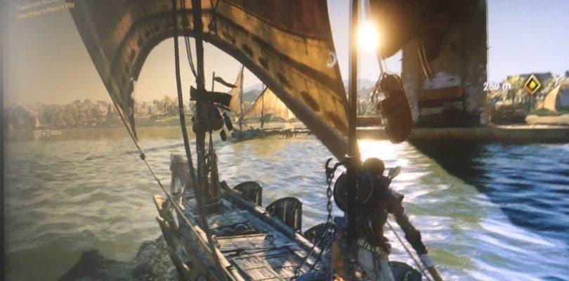 Se filtran gran cantidad de datos de Assassin's Creed: Origins