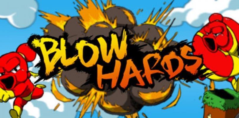 Blowhards ya está disponible en Steam