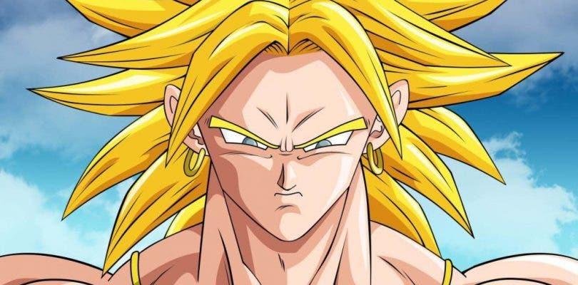 Broly tendrá una nueva transformación divina en Dragon Ball