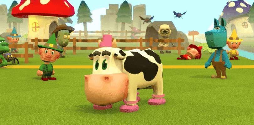 Ctalina Cow, lo nuevo de Herrero Games, llega a Steam Greenlight
