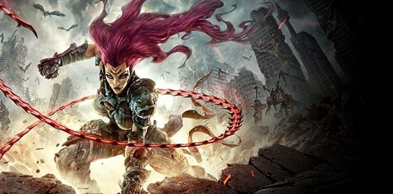 Anunciada la fecha de lanzamiento y ediciones de Darksiders III
