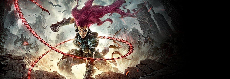 Imagen de Un nuevo parche devolverá el combate clásico a Darksiders 3