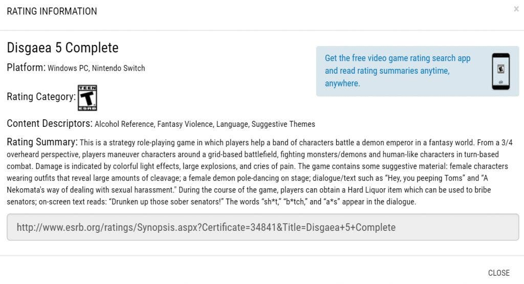 Imagen de Disgaea 5 Complete apunta hacia un posible lanzamiento en PC