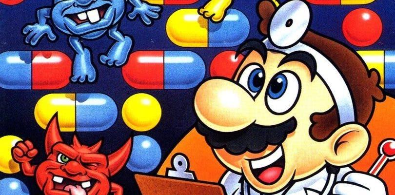 Dr. Mario transcurre en el cerebro de Luigi según un manga