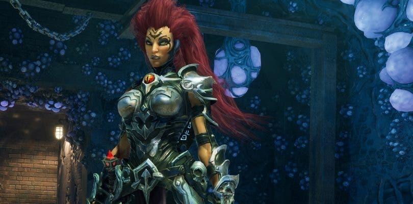 Darksiders III no sobrecogerá a los jugadores con su historia