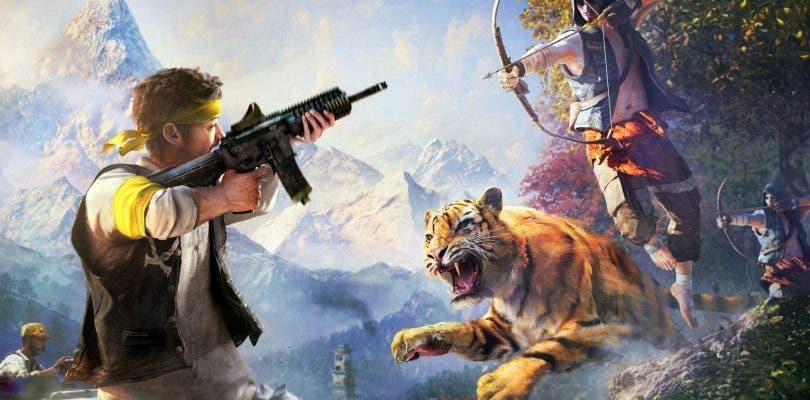 El desarrollo y guión de Far Cry 5 será más dinámico