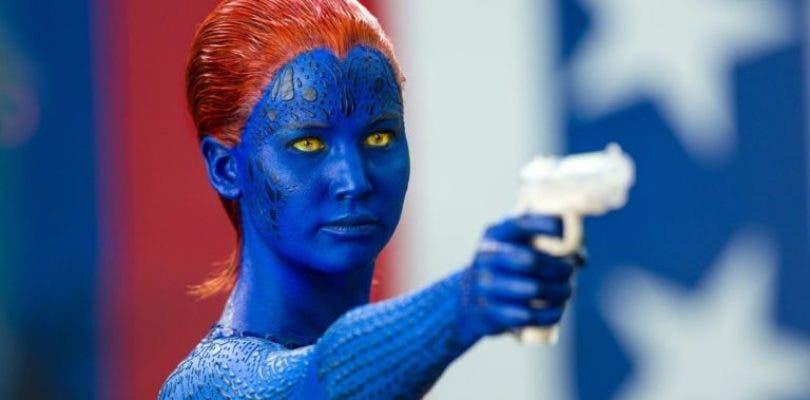 Jennifer Lawrence y Mística estarán en X-Men: Dark Phoenix