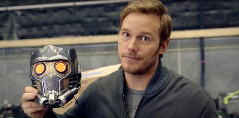 La cinta Cowboy Ninja Viking, con Chris Pratt al frente, se retrasa indefinidamente