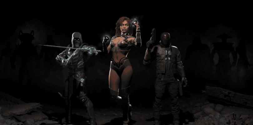 El primer pack de luchadores de Injustice 2 ya tiene fecha