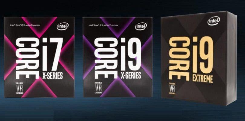 Intel renueva la gama de procesadores Core X para los más exigentes