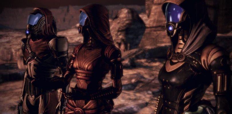 Los quarianos llegarían a Mass Effect Andromeda en un posible DLC