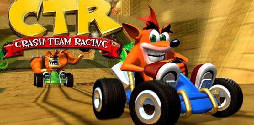 Vicarious Visions está interesada en un remake de Crash Team Racing