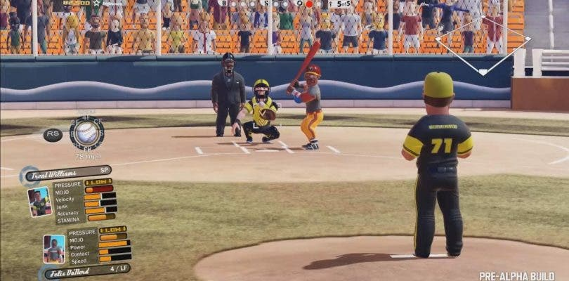 Confirmada la fecha de lanzamiento de Super Mega Baseball 2