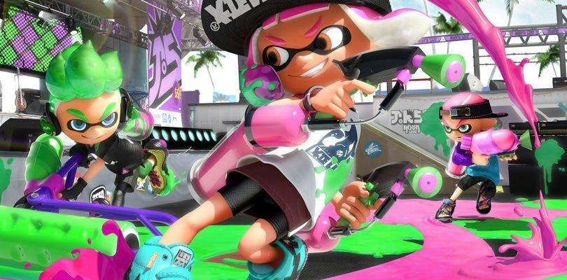 7-Elevel y Nintendo colaboran para las ediciones de Splatoon 2
