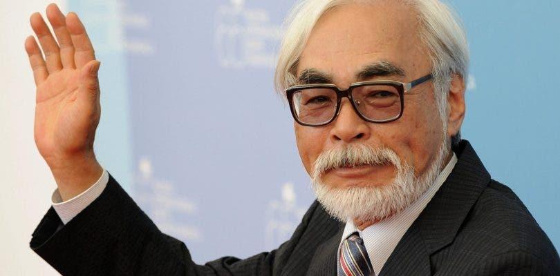 Studio Ghibli desconfía de que Miyazaki acabe su película a tiempo