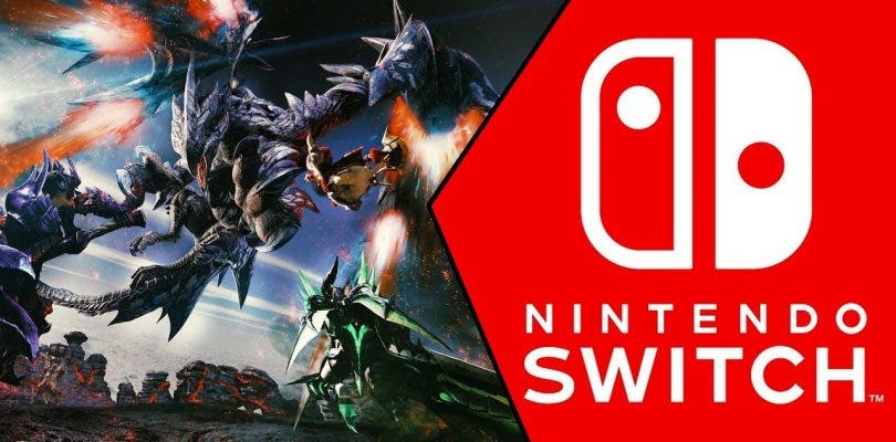 Monster Hunter XX aparece en su primer tráiler para Nintendo Switch