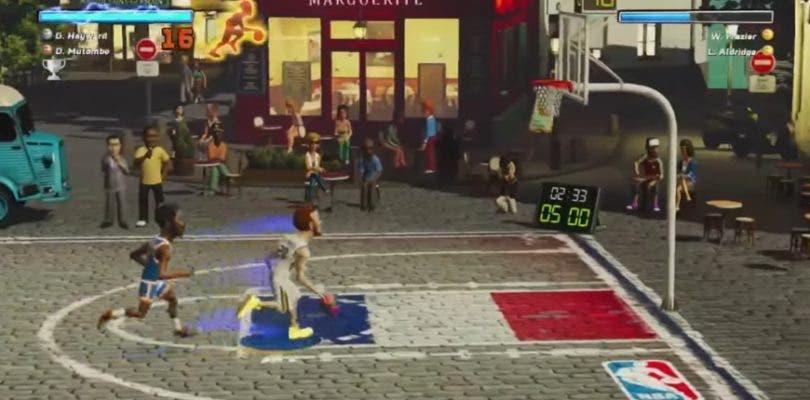 NBA Playgrounds de Nintendo Switch se deja ver en un largo gameplay
