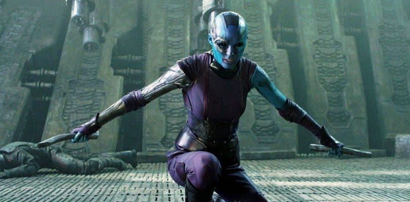 Karen Gillan aún no ha visto el guion de Avengers: Infinity War