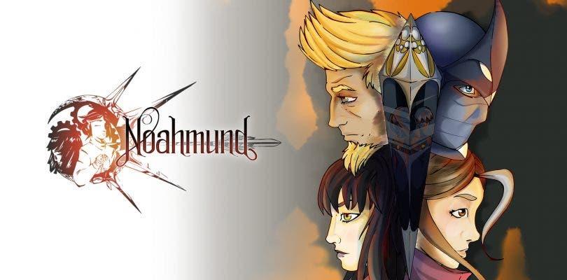 Noahmund es el primer juego estilo JRPG hecho en España
