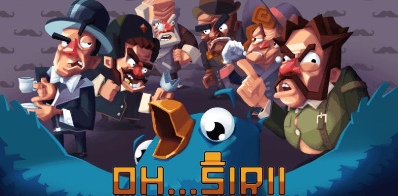 Oh.. Sir! The Insult Simulator ya tiene fecha de salida en consolas