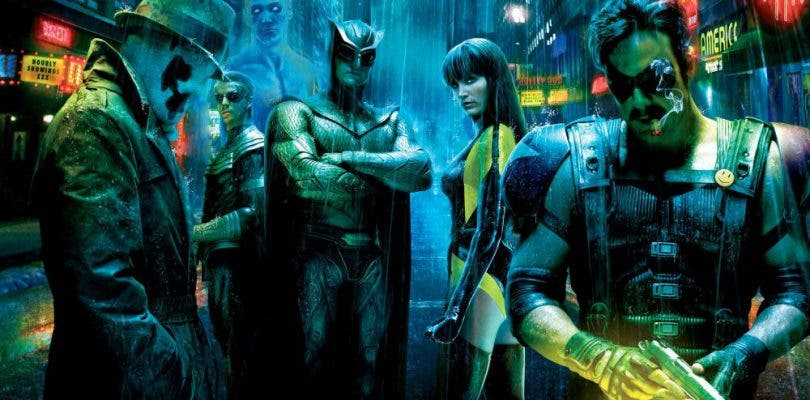 Los personajes de Watchmen podrían llegar a Injustice 2