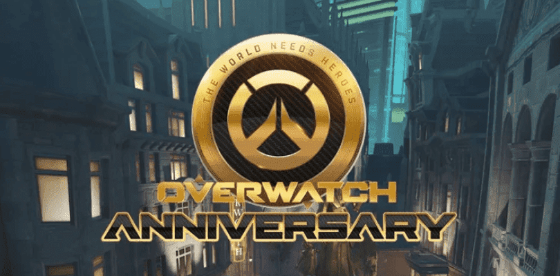Se muestran las primeras skins para el Aniversario de Overwatch