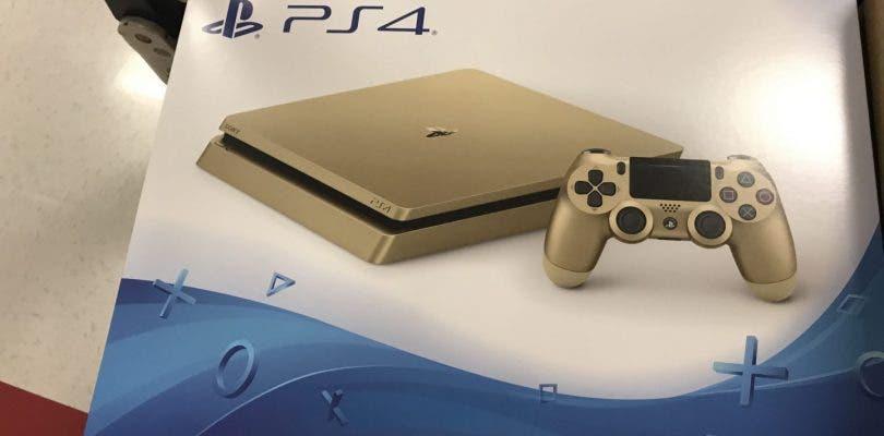 Sony podría anunciar la PS4 Slim dorada en el E3