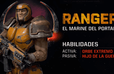 Ranger protagoniza el nuevo tráiler de campeón de Quake Champions