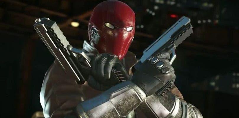 Red Hood presenta sus habilidades de combate en Injustice 2