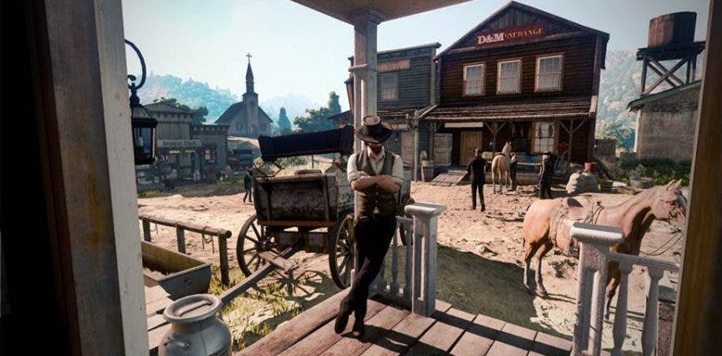 Se filtra una posible imagen gameplay de Red Dead Redemption 2