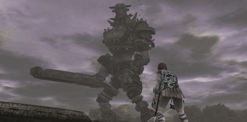 shadow of the colossus by Fumito Ueda