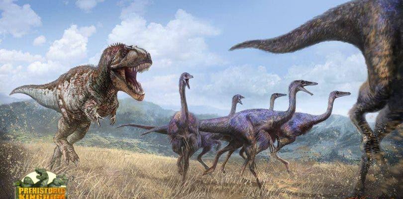 Prehistoric Kingdom y su parque jurásico llegan a Greenlight
