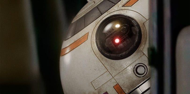 BB-8 tendrá su contraparte oscura en Star Wars: Los Últimos Jedi