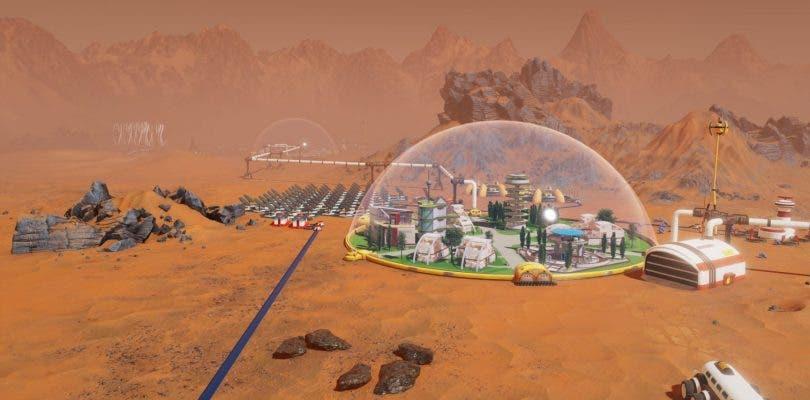 Los responsables de Surviving Mars no descartan un port a Switch