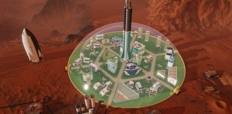 Surviving Mars es el nuevo city-building de Paradox