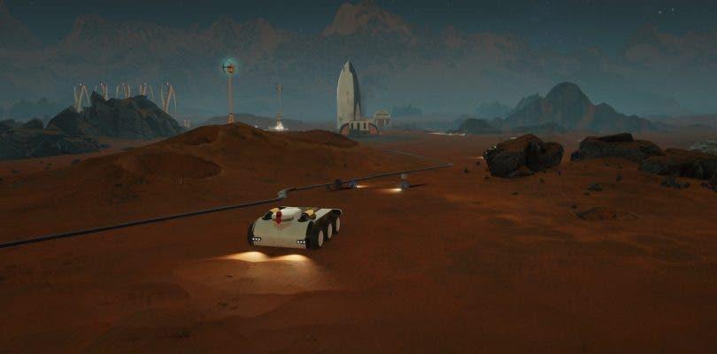 Observamos las cruentas realidades de Surviving Mars en un tráiler