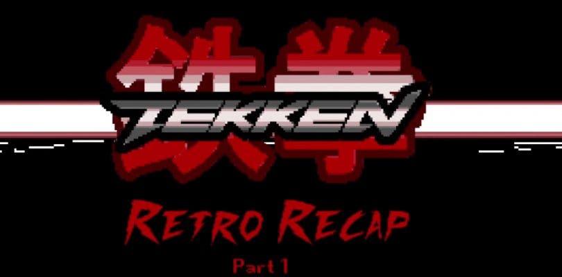 Tekken resume sus primeras tres entregas en un vídeo retro