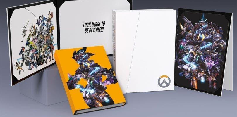 Overwatch contará con un espectacular libro de arte este mismo año