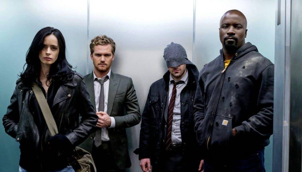 Imagen de Netflix estrenaría Jessica Jones, Luke Cage y Daredevil en 2018