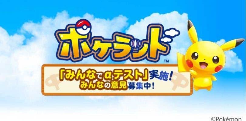 PokéLand, el nuevo juego de Pokémon para dispositivos móviles