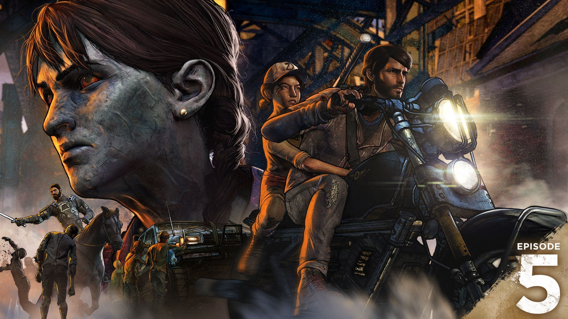 Imagen de Análisis The Walking Dead: A New Frontier Ep.5