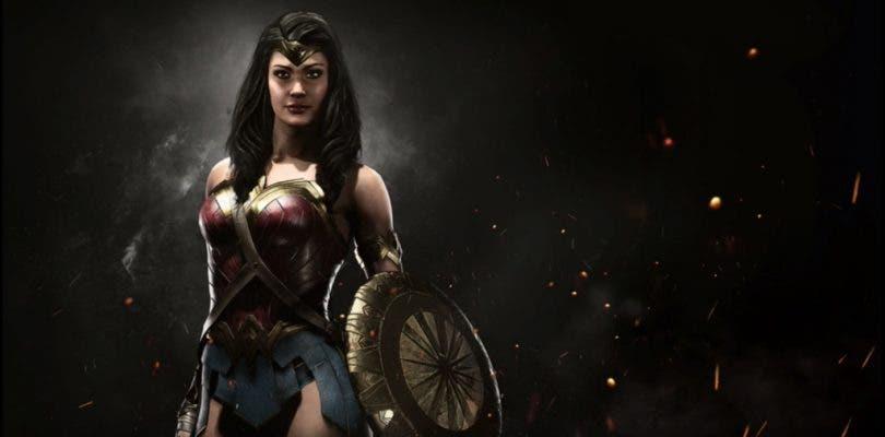 Injustice 2 contará con el traje de la película de Wonder Woman