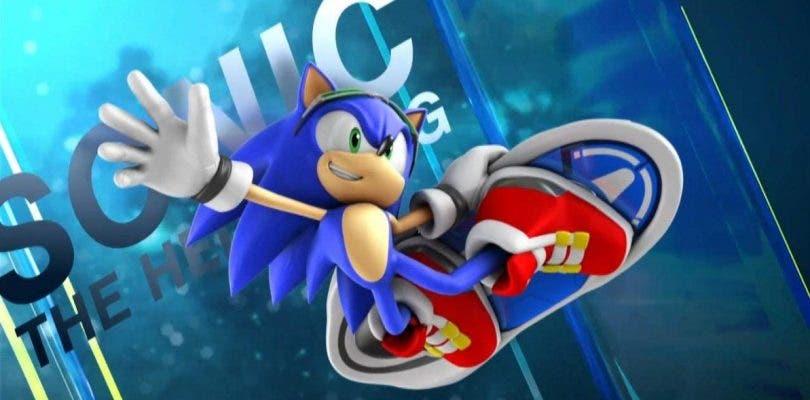 El cancelado Sonic Extreme se deja ver en un nuevo vídeo