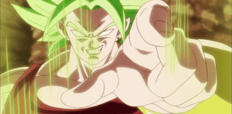 Dragon Ball Super recibe a la increíble mujer Super Saiyajin
