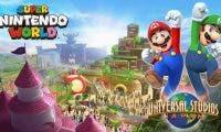 El parque temático Super Nintendo World está previsto para verano 2020