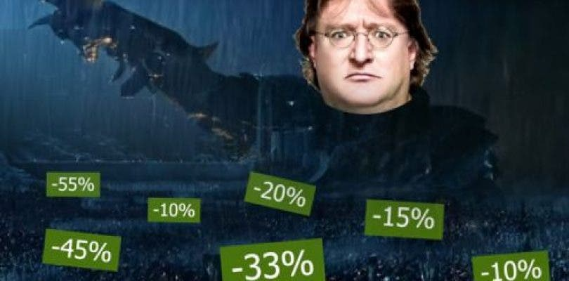 El noveno día de ofertas de Steam no pierde fuerza
