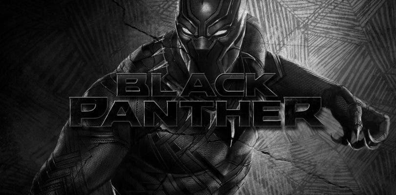 Marvel revela el primer póster de Black Panther y anuncia su teaser