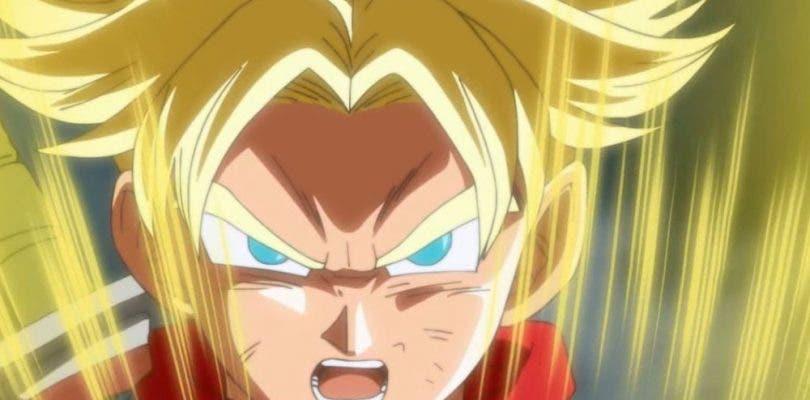 Así luce Trunks en Dragon Ball FighterZ