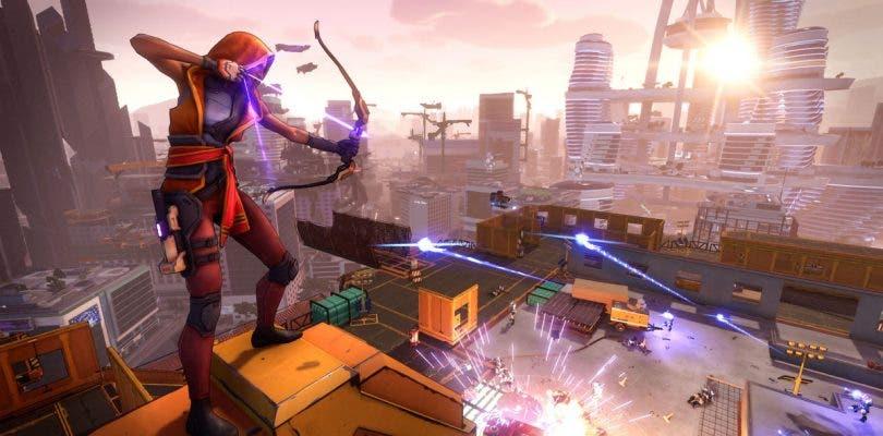 Rama, uno de los personajes de Agents of Mayhem, se muestra en vídeo