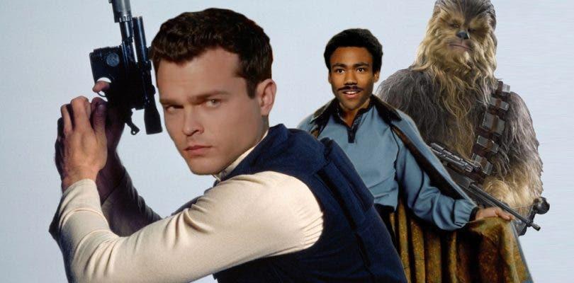 Desvelado el posible título de la película de Han Solo